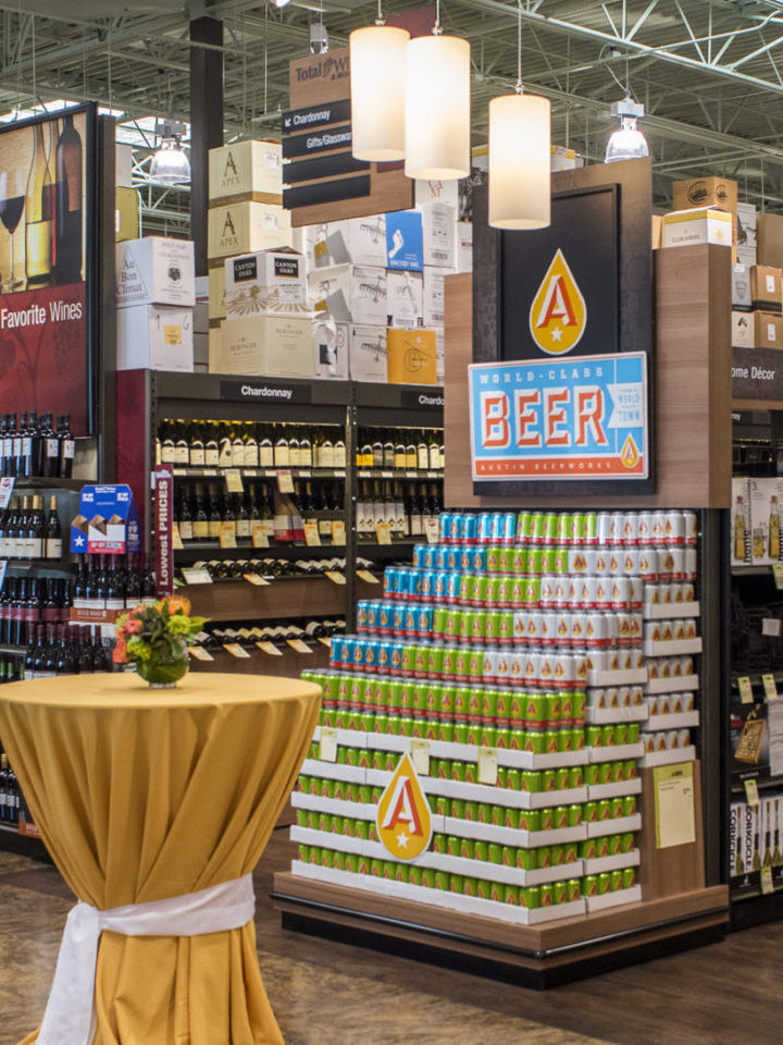 Welcome Total Wine & More!
