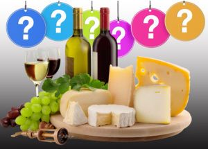 Daring to Question Wine & Cheese Pairing!